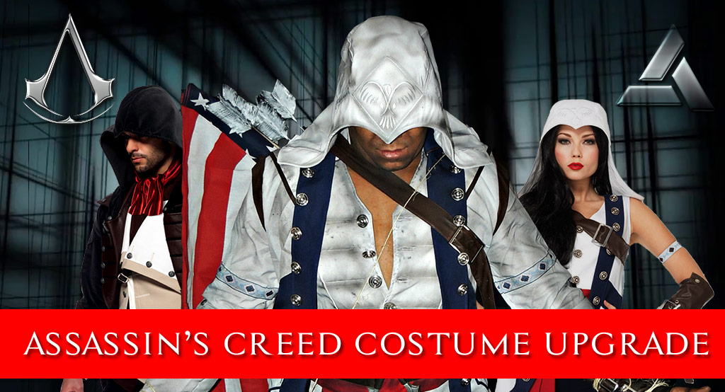 DIY Assassin's Creed Costume