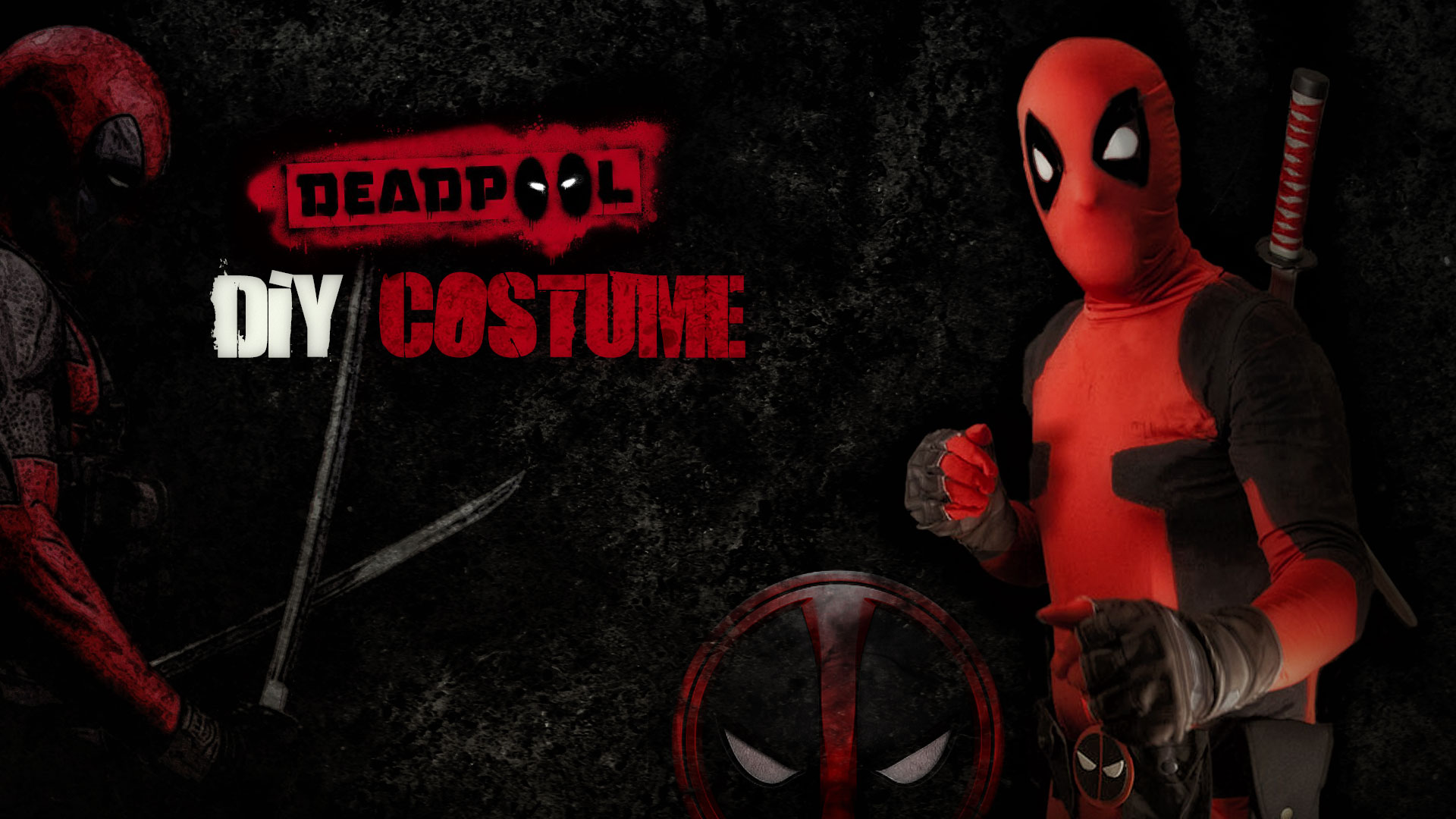 DIY Deadpool Costume