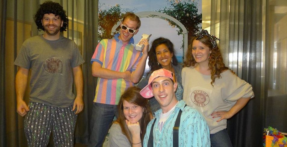 saved by the bell costumes