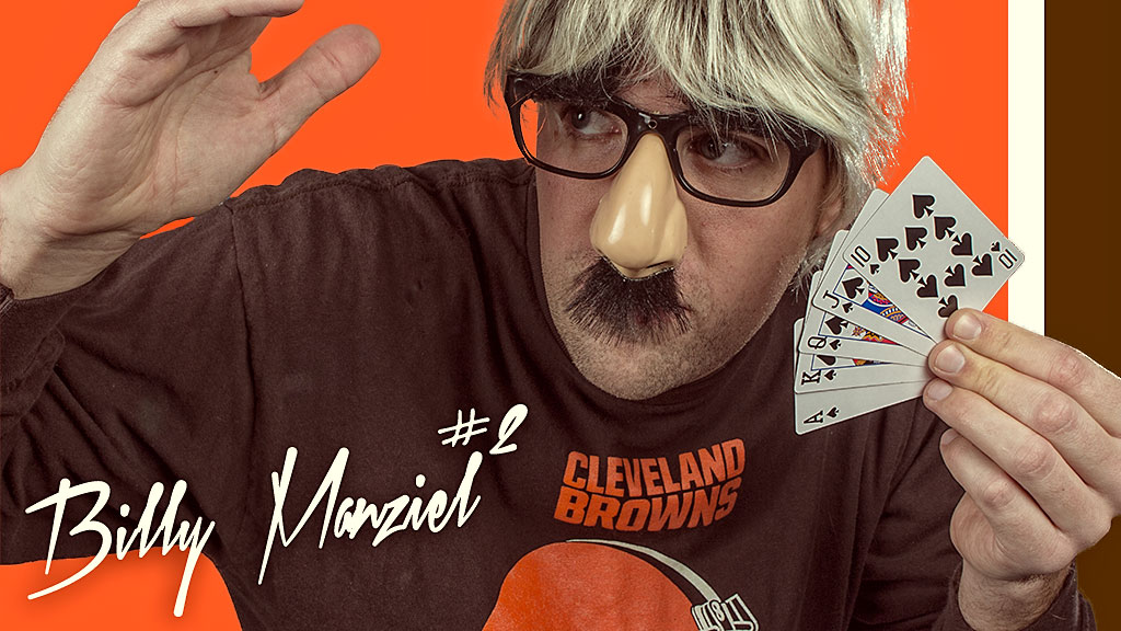 DIY Billy Manziel Costume