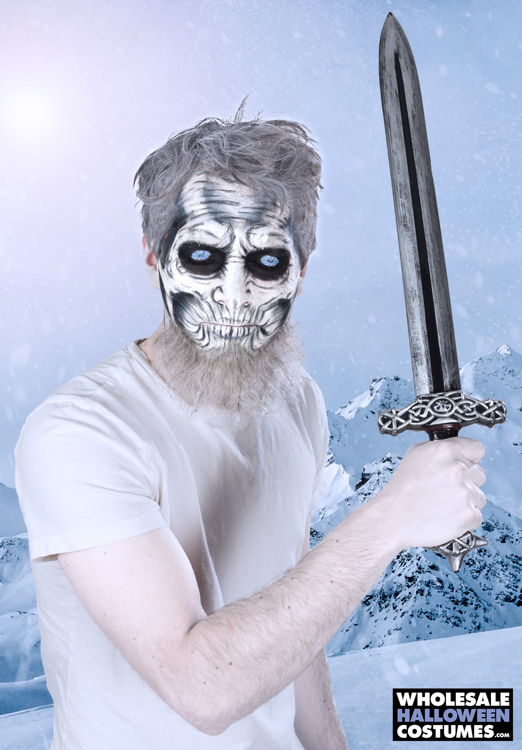 White Walker and Sword