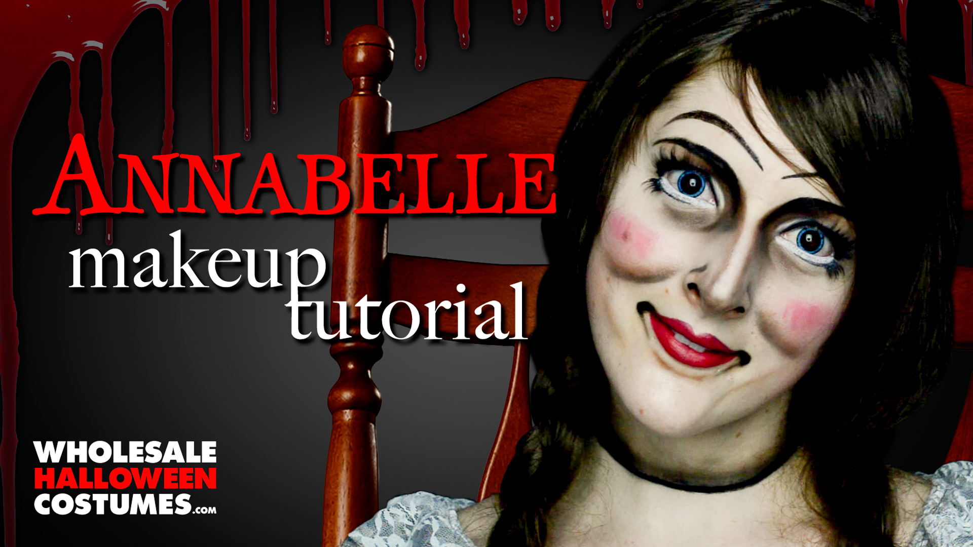 Annabelle Makeup Tutorial
