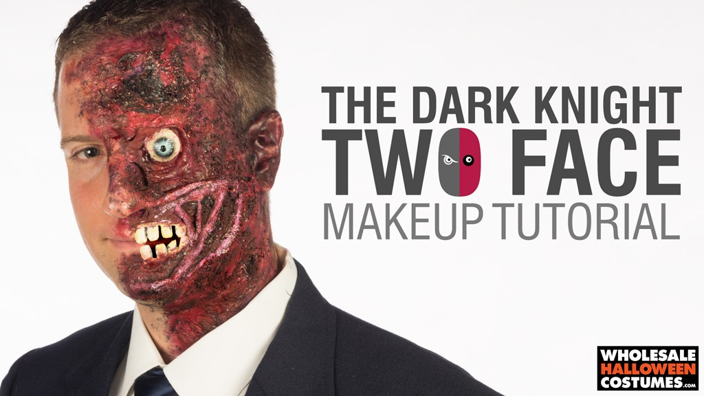 Two Face Makeup Tutorial