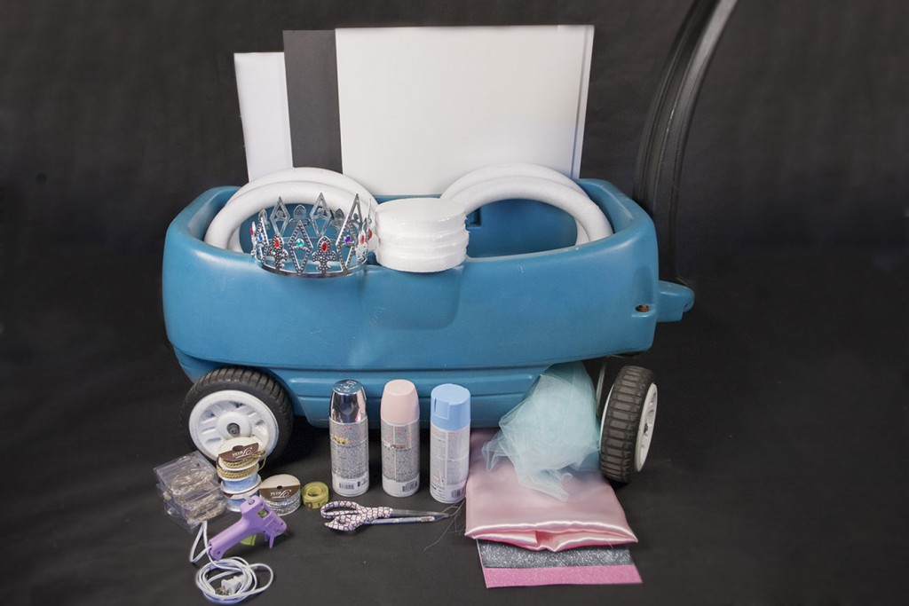 DIY Carriage Wagon Supplies