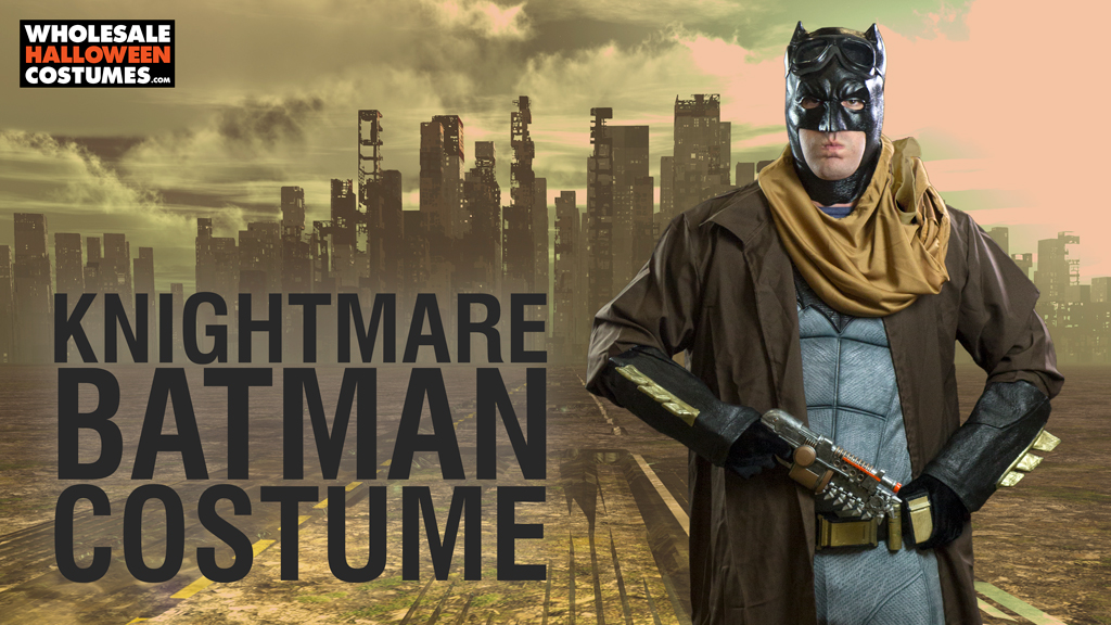 DIY Knightmare Batman