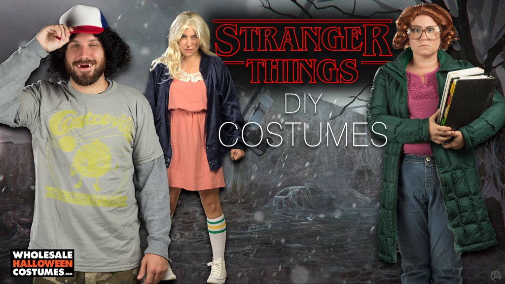 DIY Stranger Things Costumes