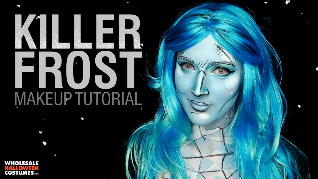 Killer Frost Makeup Tutorial