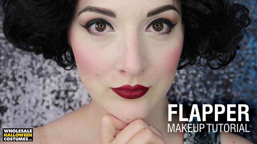 1920's Flapper Makeup Tutorial