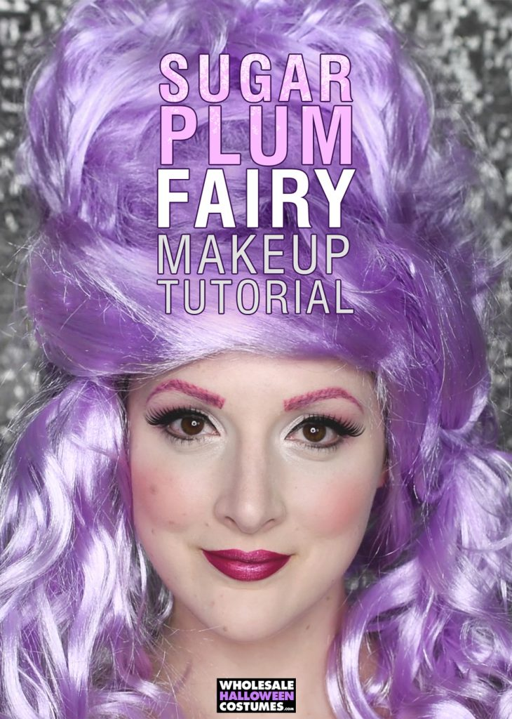 Sugar Plum Fairy Makeup Tutorial Pinterest Guide