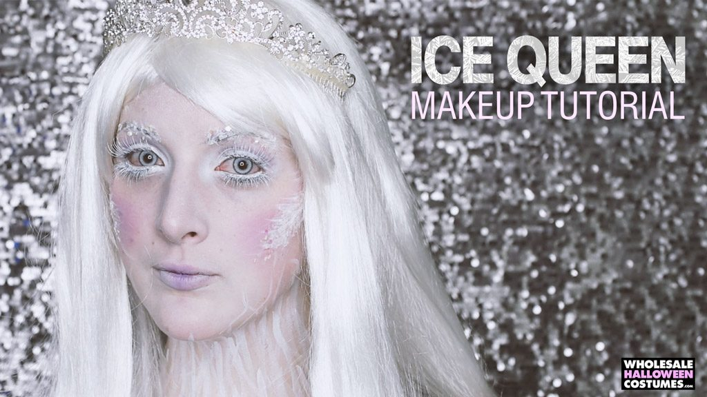 Ice Queen Makeup Tutorial