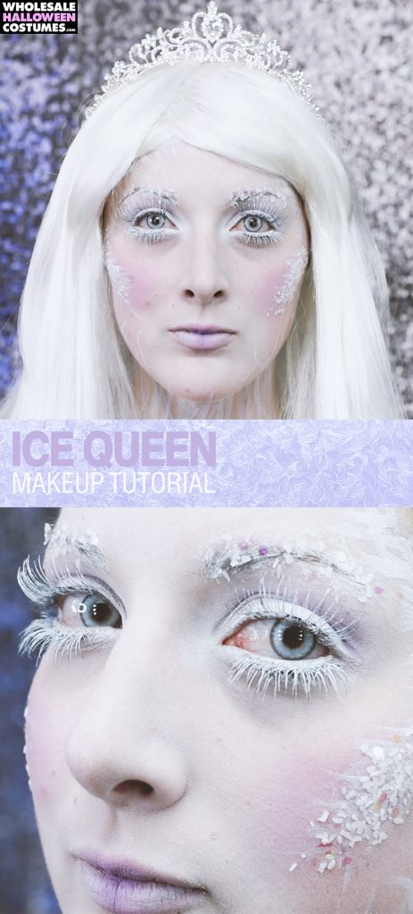 Ice Queen Makeup Tutorial Pinterest Guide