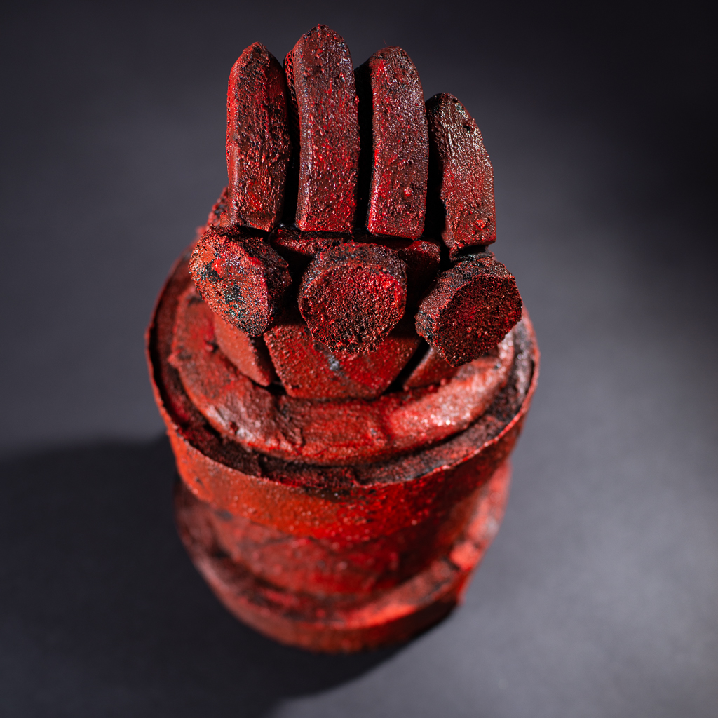 Hellboy Hand of Doom DIY Tutorial