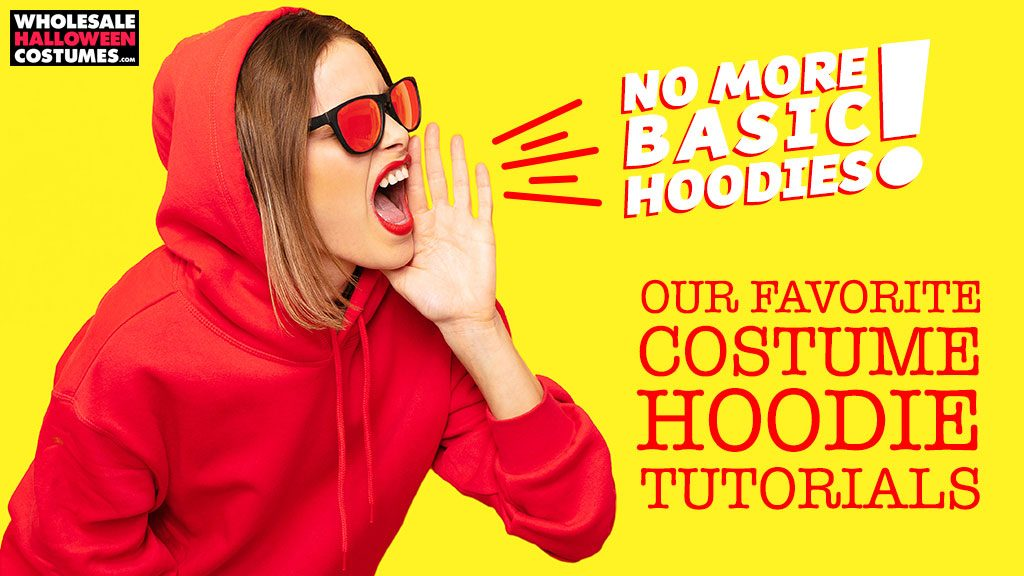 The Best Costume Hoodie Tutorials From Our Blog