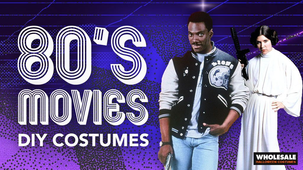DIY 80s Movie Costumes