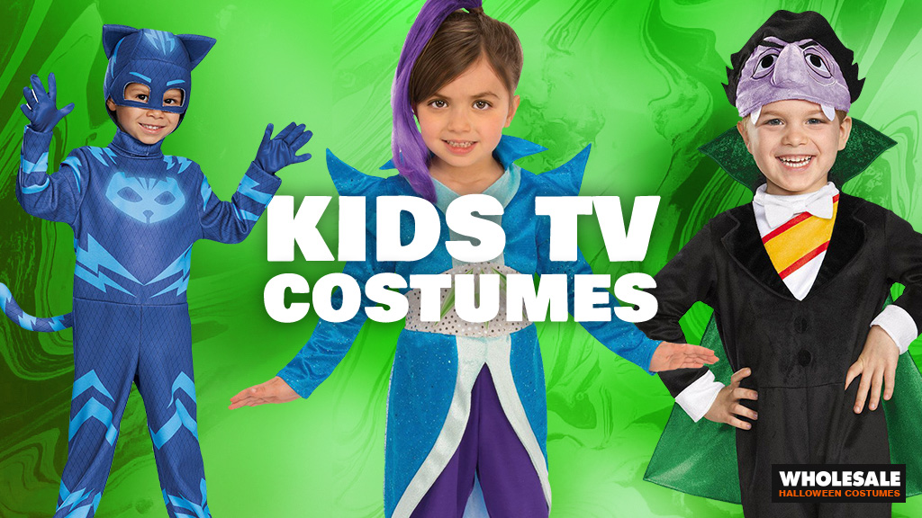 Kids TV Show Costume Ideas