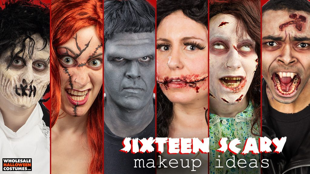 Best Scary Makeup Looks for Halloween From Our Blog