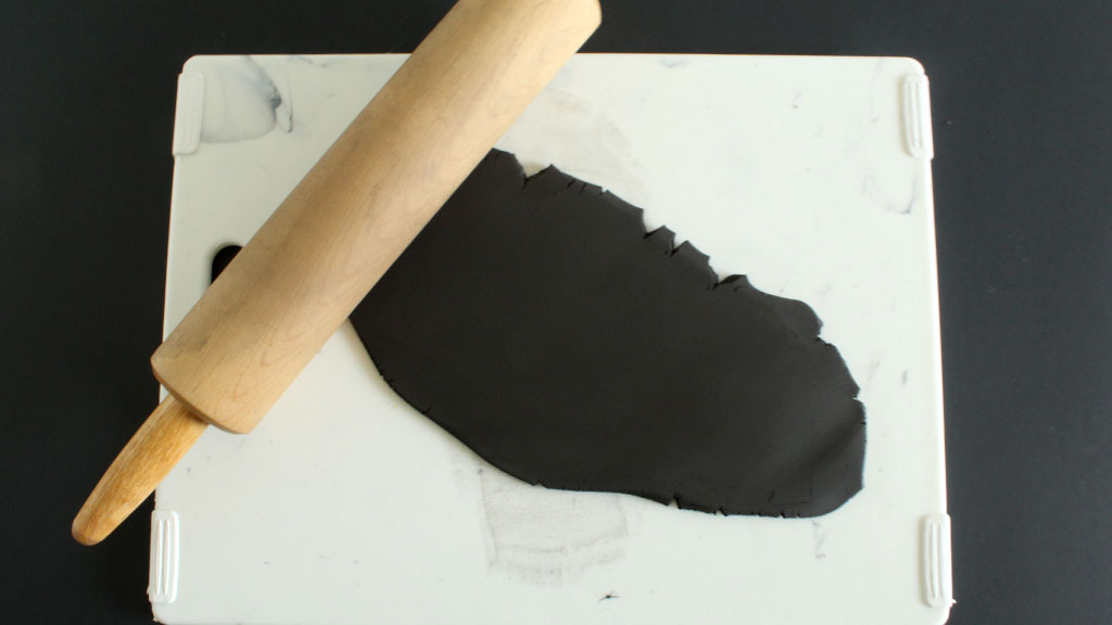 Clay Rolled Flat