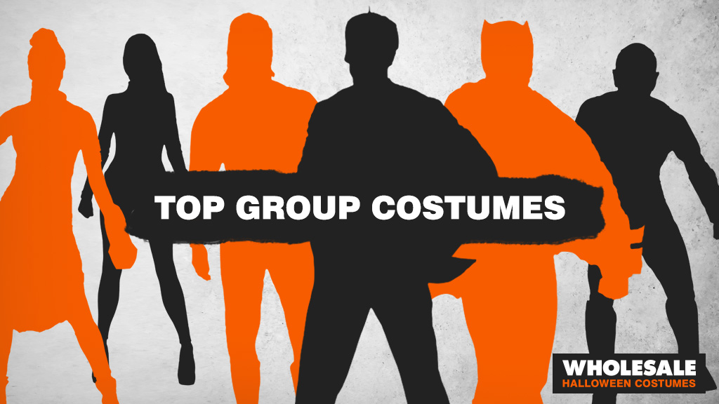 Top Group Halloween Costumes for 2019