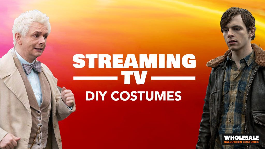 DIY Steaming TV Costumes