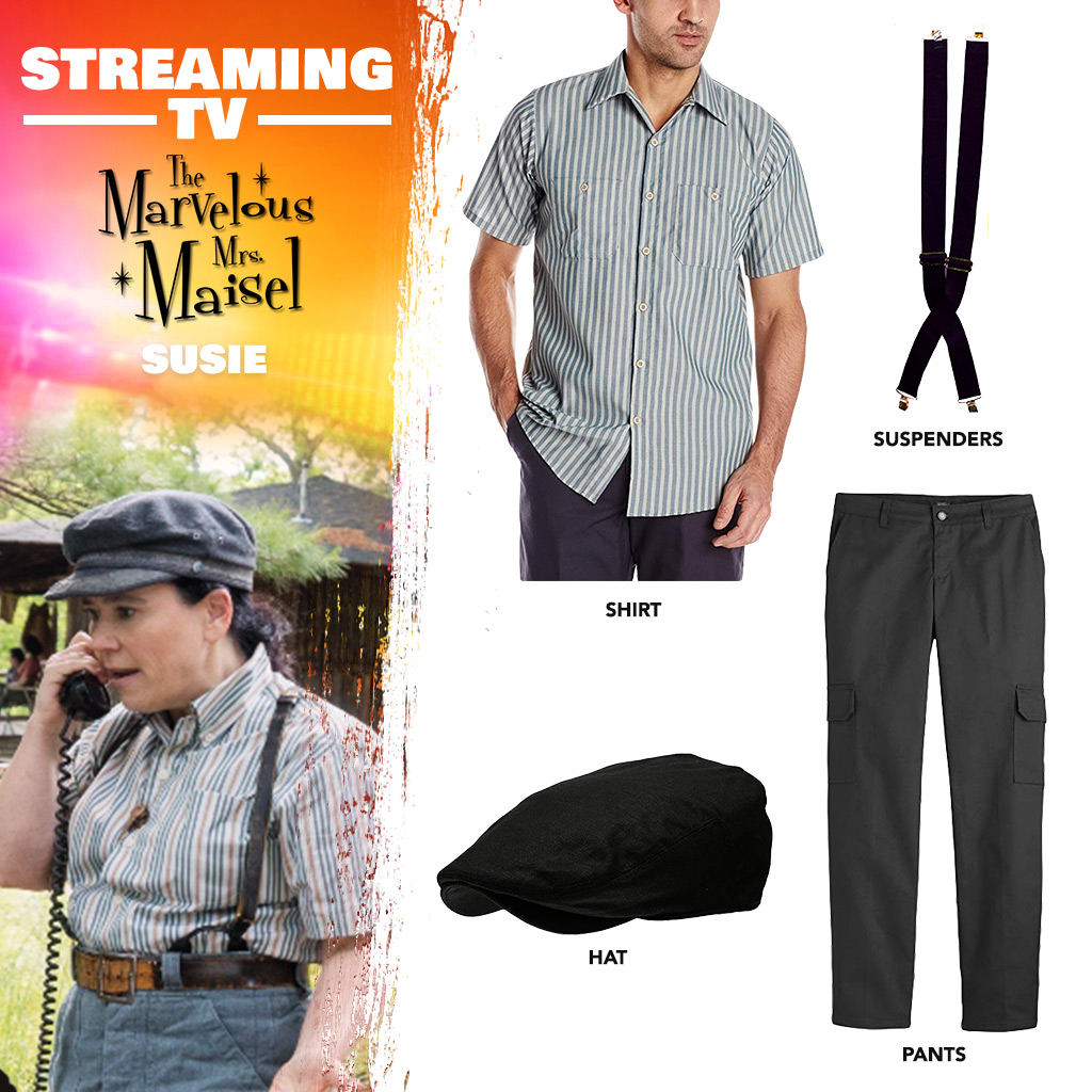 The Marvelous Mrs. Maisel - Susie Costume