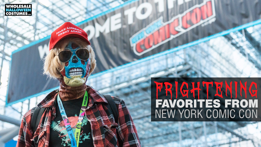 Horror Cosplays at NYCC