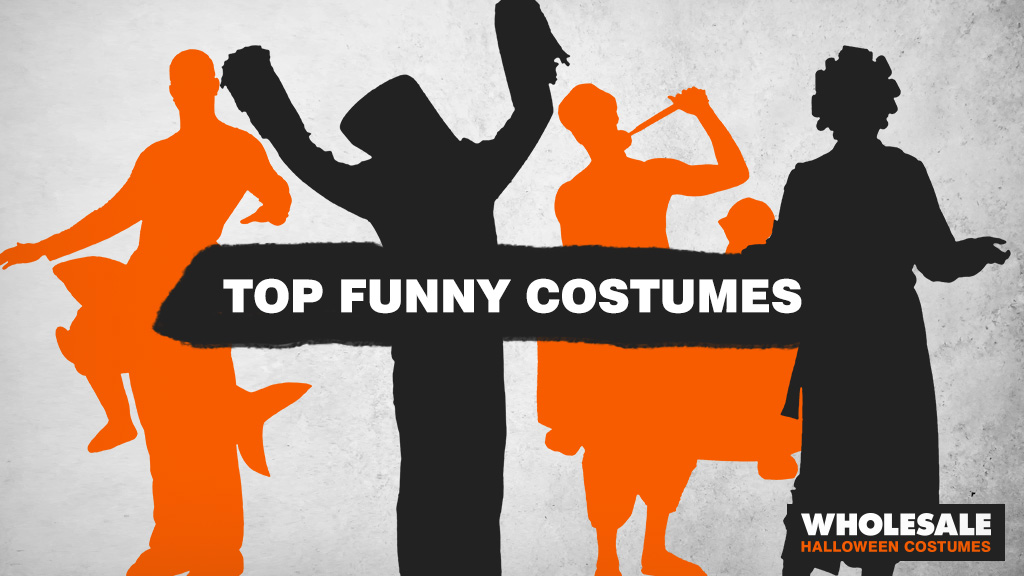 Top Funny Halloween Costumes for 2019