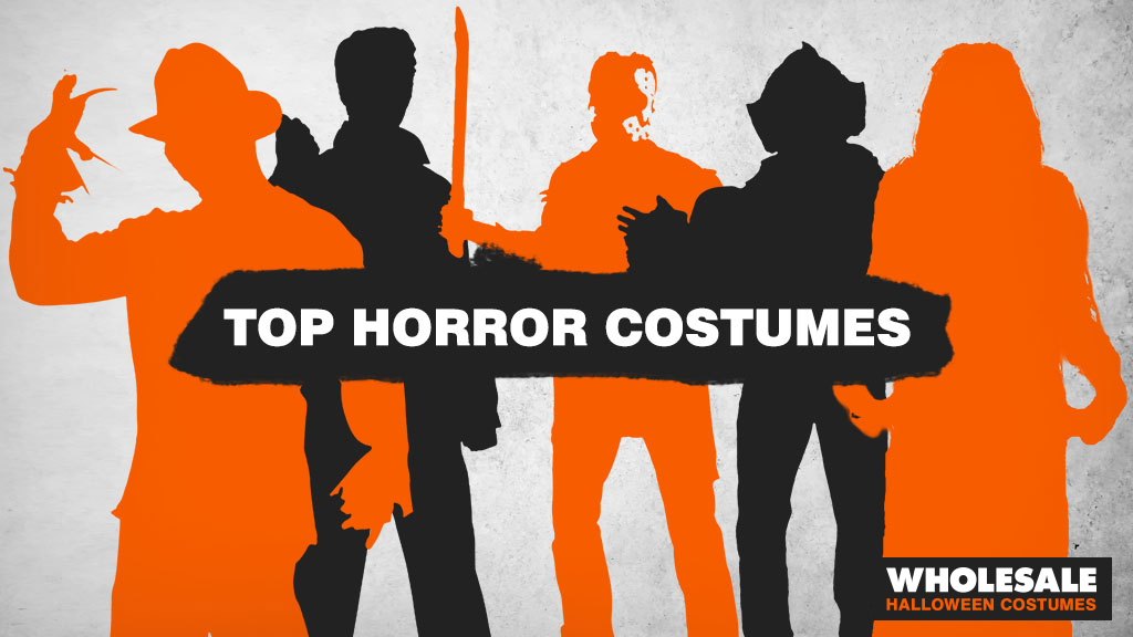 Top Horror Costumes for Halloween 2019
